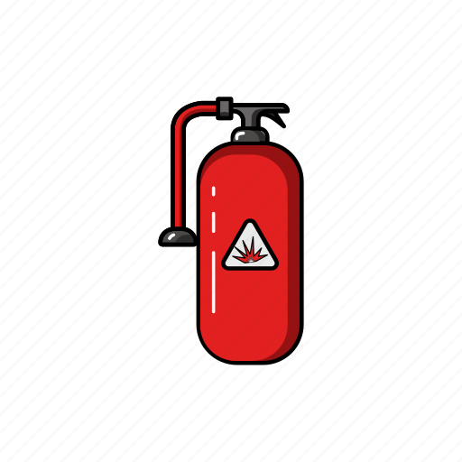 fire extinguisher, protect, protection, safety, shield, tool, tools icon