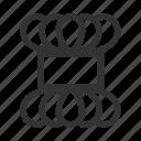 ic, wool icon