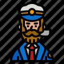 captain, occupation, user, caucasian, navy