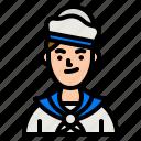sailor, professions, profession, occupation, job