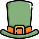 cap, celebration, fashion, hat, patrick, saint patricks day icon