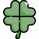 celebration, clover, decoration, patrick, saint patricks day, shamrock icon