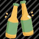 alcohol, beer, beverage, bottle, drink
