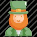 avatar, celebration, leprechaun, patrick, saint patricks day icon
