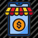 ecommerce, mobilephone, online, shop, shopping