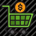 cart, ecommerce, money, price, shopping