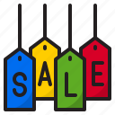 discount, label, price, shopping, tag