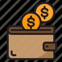 cash, ecommerce, money, shopping, wallet