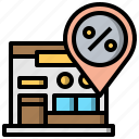 interface, location, map, placeholder, point, pointer, signs icon