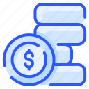 cash, coin, currency, dollar, finance, money