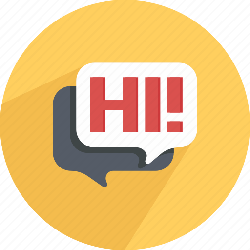 chat, customer service, email, online chat, sale, speech, welcome icon