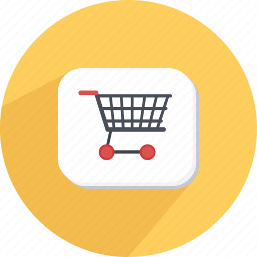 basket, card, cart, credit, debit, pay, shopping icon