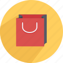 bag, buy, commerce, paper, pay, shopping icon