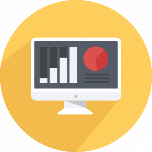 analyze results, feedback, guarantee, online results, results icon