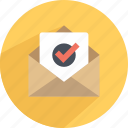 autoresponder, inbox, mail, message, newsletter, welcome icon