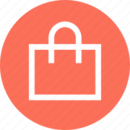 bag, ecommerce, mall, web icon
