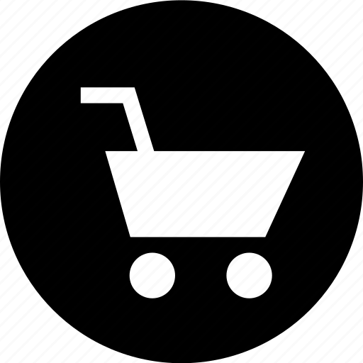 cart, check, ecommerce, good, out, web icon