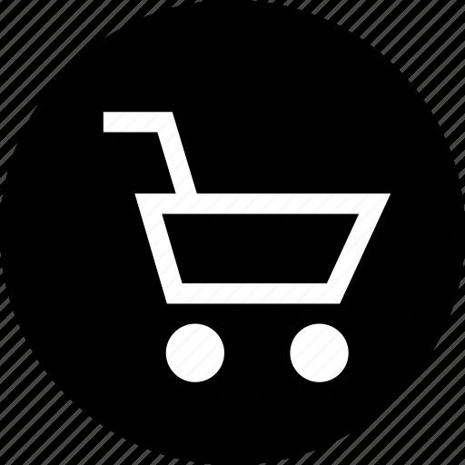 add, cart, internet, shop, to, web icon
