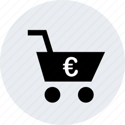 check, euro, money, out, sign icon