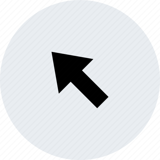 arrow, click, mouse, tech, track, tracker icon