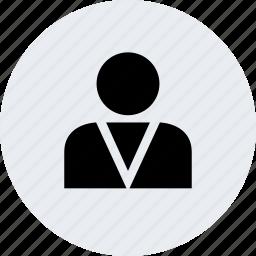 boss, customer, person, profile, service, user icon