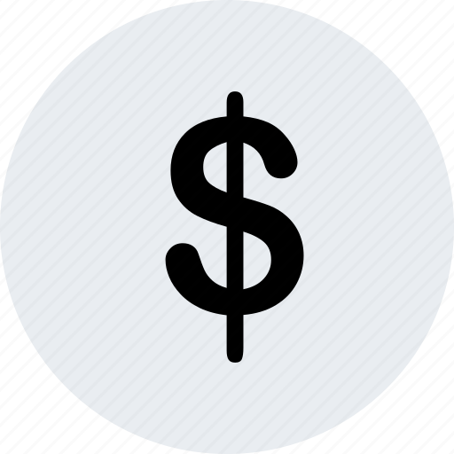 dollar, money, pay, sales, shopping, sign icon