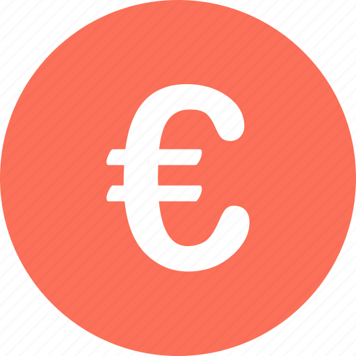 euro, funds, pay, payment icon