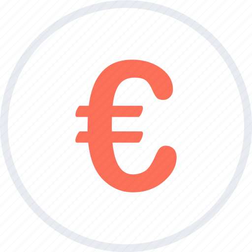 currency, euro, funds, pay, payment, sign icon