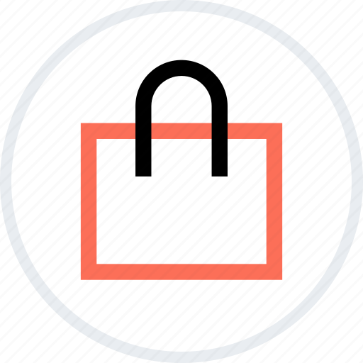 add, bag, mall, shopping icon