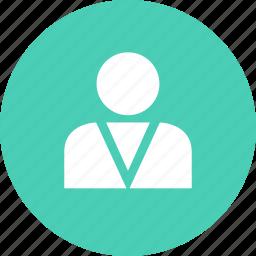 customer, sales, seller, service icon