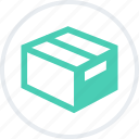 box, sales, ship, shipping, shopping icon