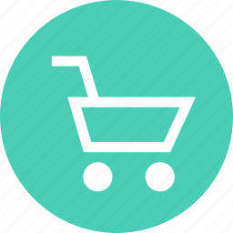 cart, ecommerce, shopping, web icon