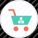 cart, go, sales, shopping