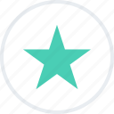 favorite, guardar, sales, save, shopping, star icon