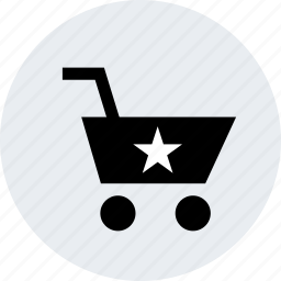 cart, favorite, guardar, items, on, save, special, star icon