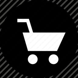 cart, ecommerce, shopping, web icon