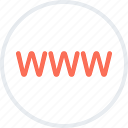 on, the, us, visit, web, www icon