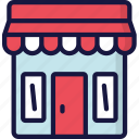 black friday, cyber monday, sales, shop, store icon