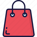 bag, black friday, cyber monday, sales, shopping icon