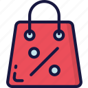 black friday, cyber monday, discount, sales, shopping icon