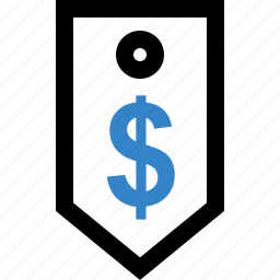 dollar, guardar, save, sign, tag icon