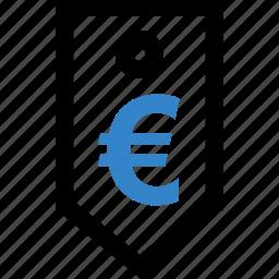 euro, guardar, money, save, savings, sign icon