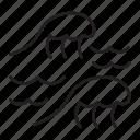 wave, ocean, sea, salty, salt icon