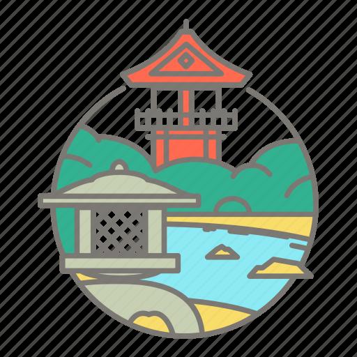 america, garden, japan, park, san francisco, tea, tourist icon