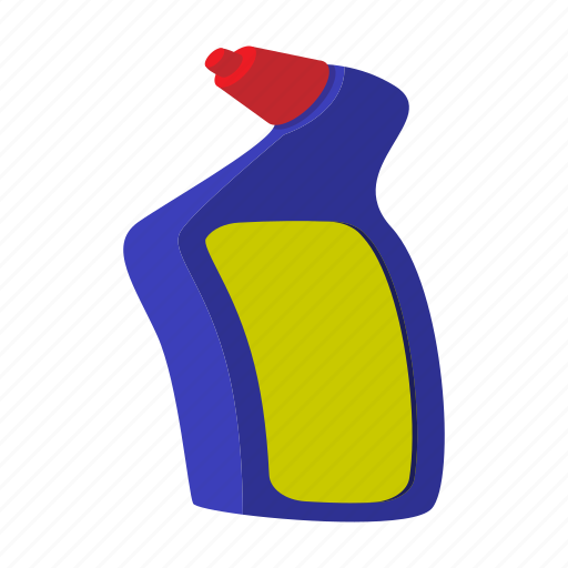 bathroom, bottle, cartoon, cleaning, liquid, spray, spraybottle icon