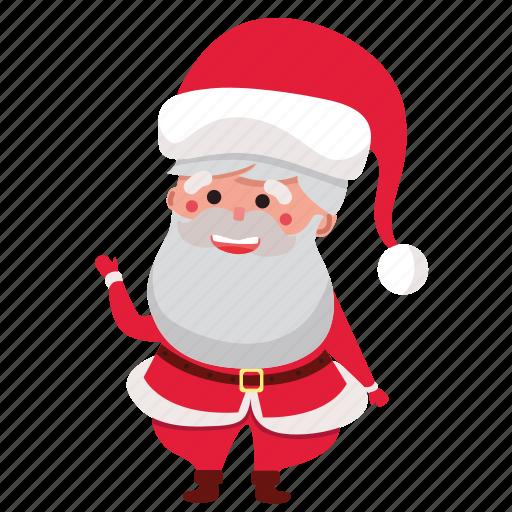christmas, claus, holiday, merry christmas, santa, santa claus, xmas icon