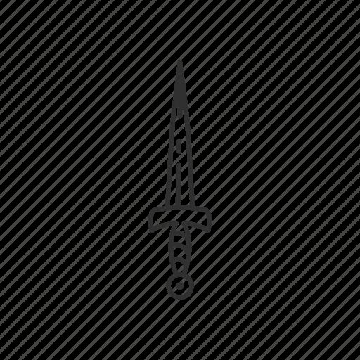 blade, power sword, satanism, sword icon