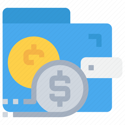 bank, coin, investment, money, saving, wallet icon