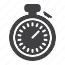 chronometer, stopwatch, timer icon