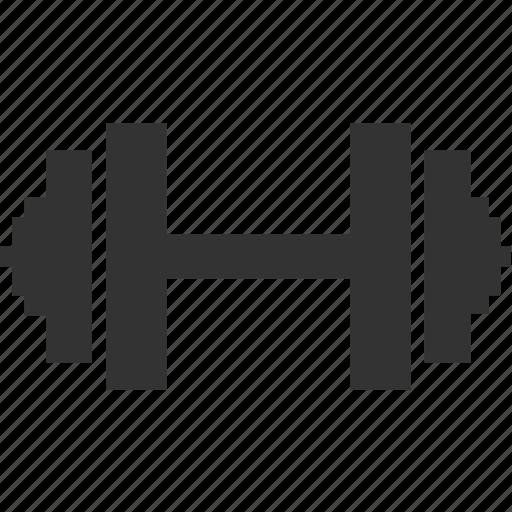 barbell, dumbbell, fitness, kettlebell, sport, weight icon
